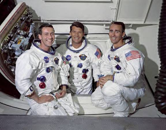 apollo 2 crew - photo #3